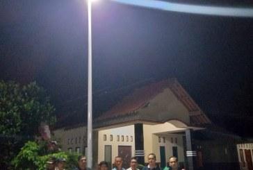 LPCI Bantu Terang Ratusan Desa di Lampung