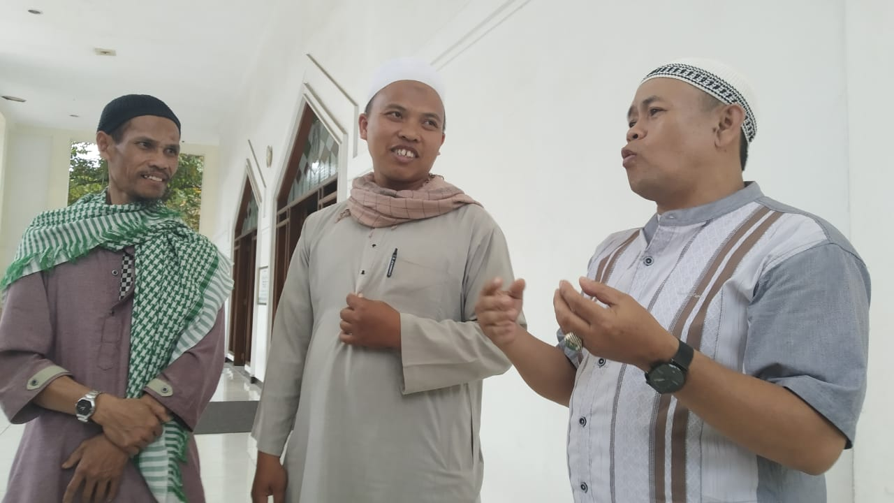 Penyandang Tuna Rungu di Kabupaten Bandung, Menggelar Kajian Agama Rutin