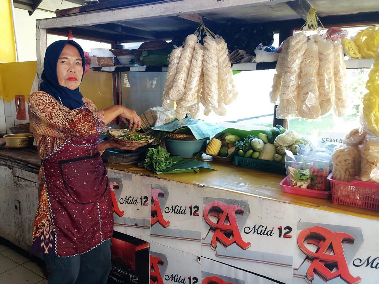 Warga Kabupaten Bandung Resah Harga Cabai Mahal