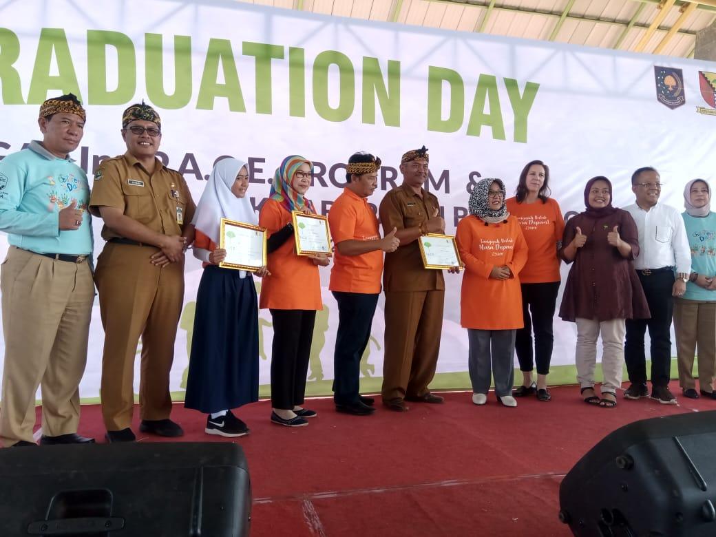 2.500 Remaja Kabupaten Bandung, Lulus Program P.A.C.E Angkatan ke-1