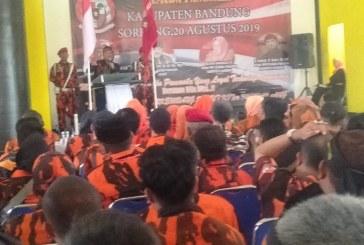 H.Dadang S Akbar Terpilih Menjadi Ketua MPC PP Kab Bandung