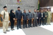 H. Sugianto Ketua Definitif DPRD Kabupaten Bandung Periode 2019-2024