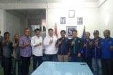 Pendaftar Pertama Balon Bupati Samosir Di Nasdem, Vandico Gultom Kembalikan Berkas