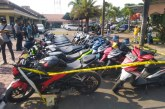 Polisi Ringkus Komplotan Curanmor di Kabupaten Bandung