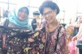 Motip Batik Nabila Diva Mengangkat Seni Budaya Sesuai Perkembangan Zaman