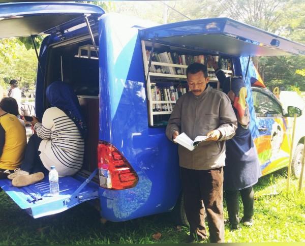 Tingkatkan Minat Baca, Dispusip Menggelar Festival Literasi