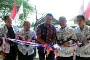 Wakil Bupati Resmikan Gedung PGRI Kecamatan Cipicung