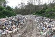 Ternyata Selama Ini Pemkab Samosir Buang Sampah ke Hutan Lindung