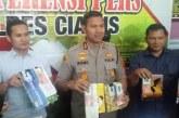 Polres Ciamis Tahan Kades Bantardawa Diduga Korupsi Dana Desa dan Bankeu Banprov Jabar Tahun 2017