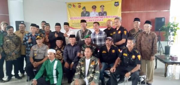 Konsolidasi Komitmen Bersama Kec Katapang Jelang Pilbup Kab Bandung