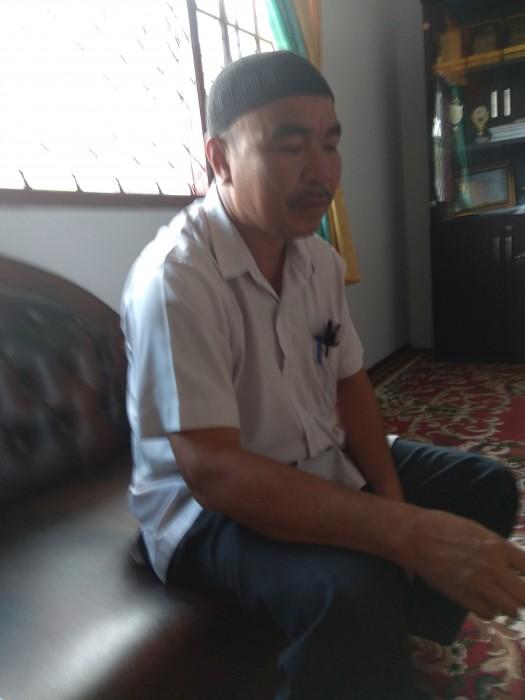 Dana Desa Kampung Minas Timur, Kecamatan Minas Kabupaten Siak Transparan