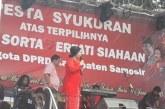 PDIP Samosir Akan PAW Anggota DPRD Yang Tidak mendukung Keputusan Partai