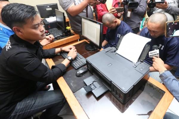 Kepolisian Ungkap Tersangka Pembunuh Karyawan Bank Keliling