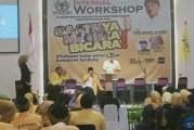 10 Kandidat Bacalon Bupati/Wakil Bupati Bandung dari Golkar Beradu Visi Misi