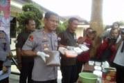 Dua Terduga Penyalahgunaan Tembakau Sintetis Diamankan Satuan Narkoba Polresta Bandung