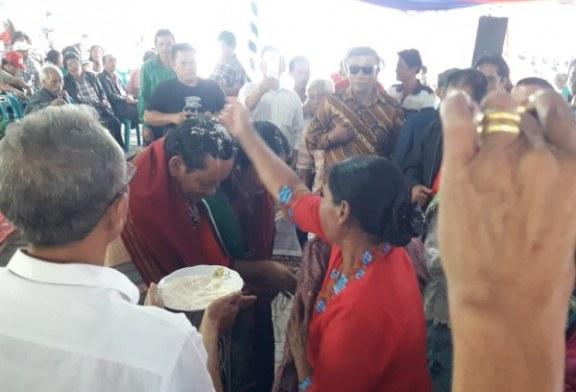 Pomparan Nainggolan,Sinurat Gelar Doa Bersama untuk berangkatkan Rapberjuang priode ke 2.