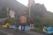 Team Vandiko Keberatan terkait Balihonya Dicabut, Satpol PP Samosir.