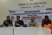 Tim Cyber Polri dari Polresta Bandung Pantau Hoax di Medsos
