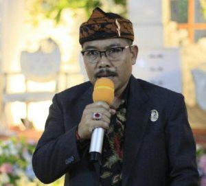 Ketua RW 02  Pamekarsari, Didin Syamsudin,SE., M.Si.